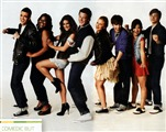 фотосессия Glee для журнала GQ