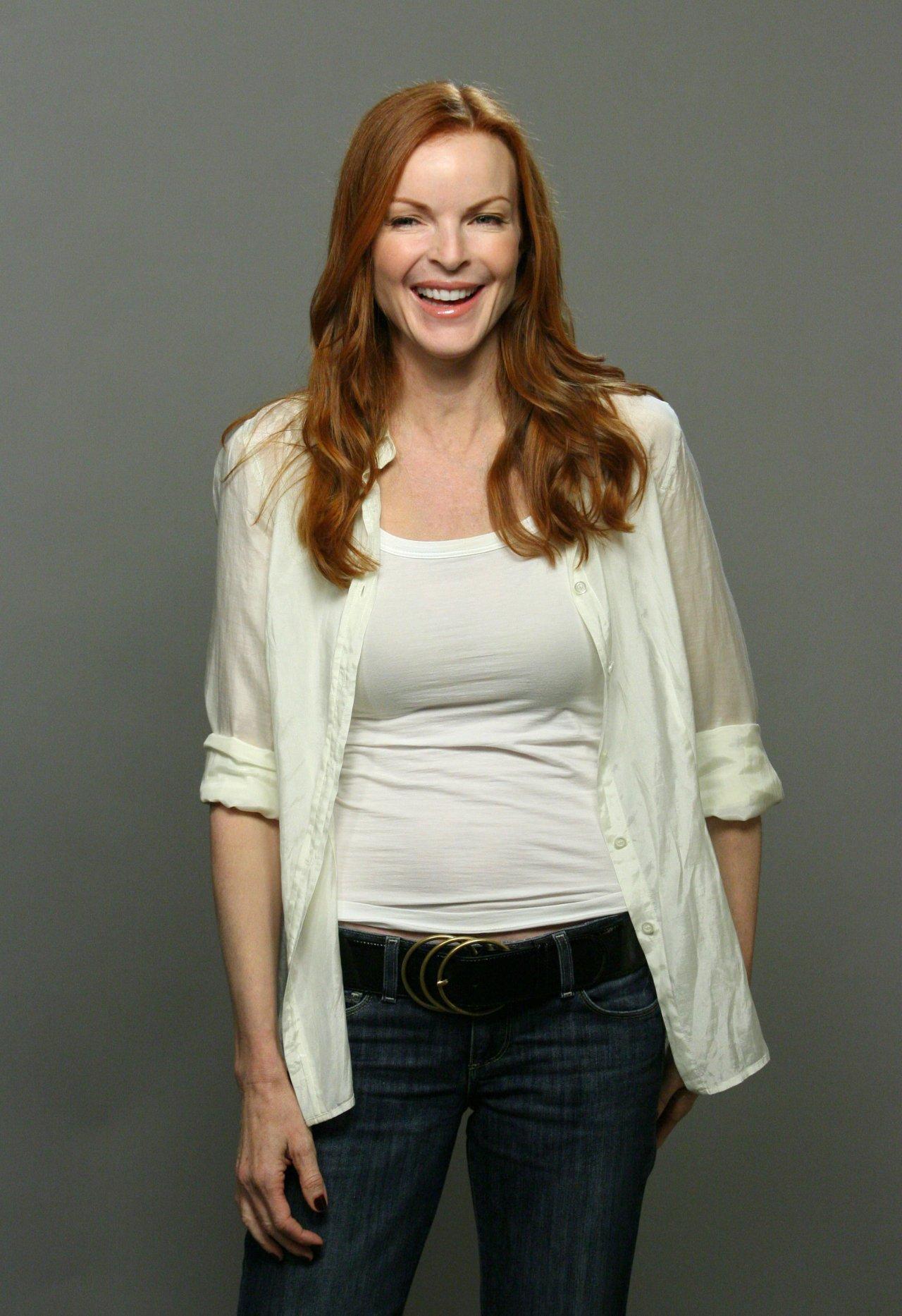 Марсия кросс беременна