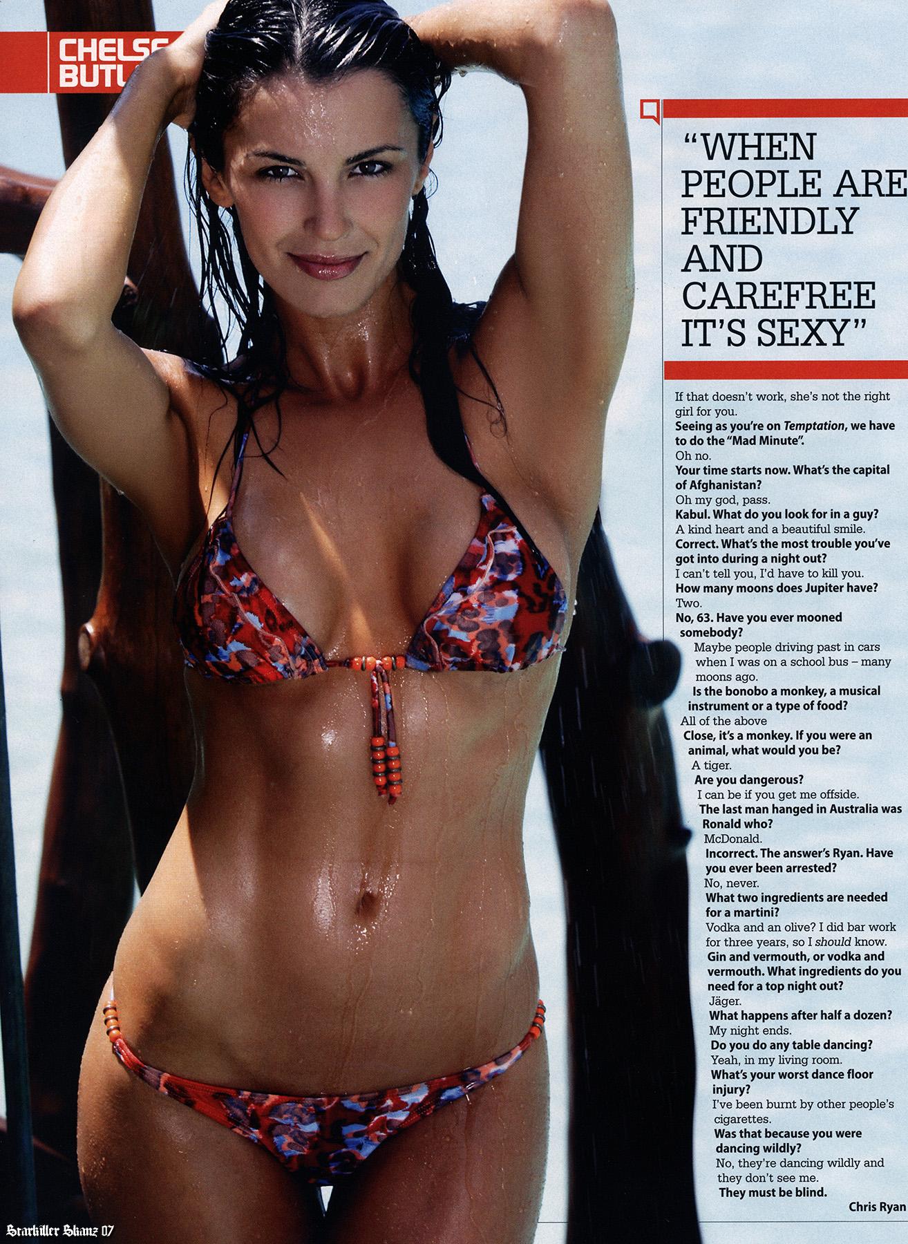 Chelsea Butler Nude Photos 74