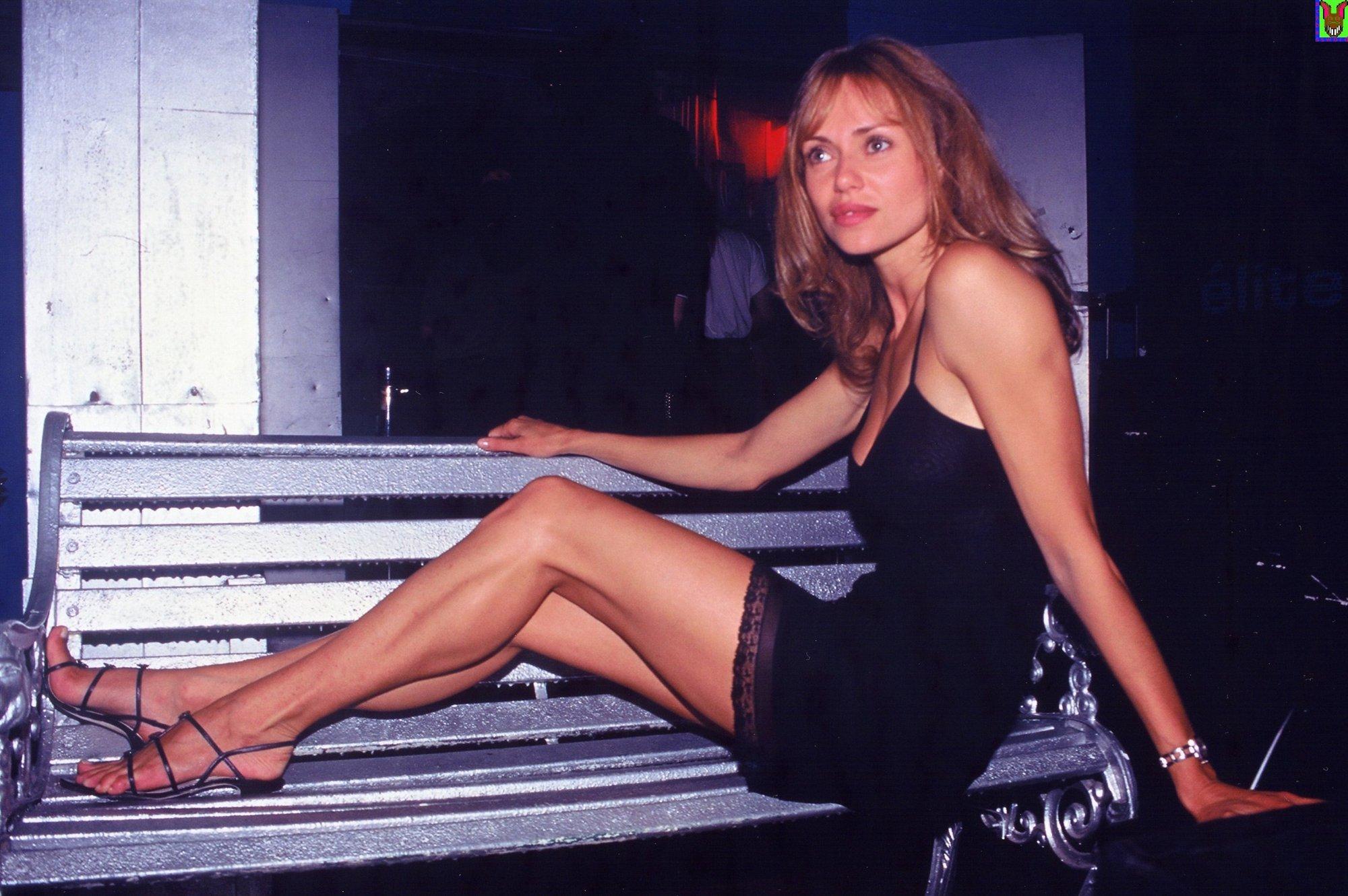 Vanessa Angel Legs