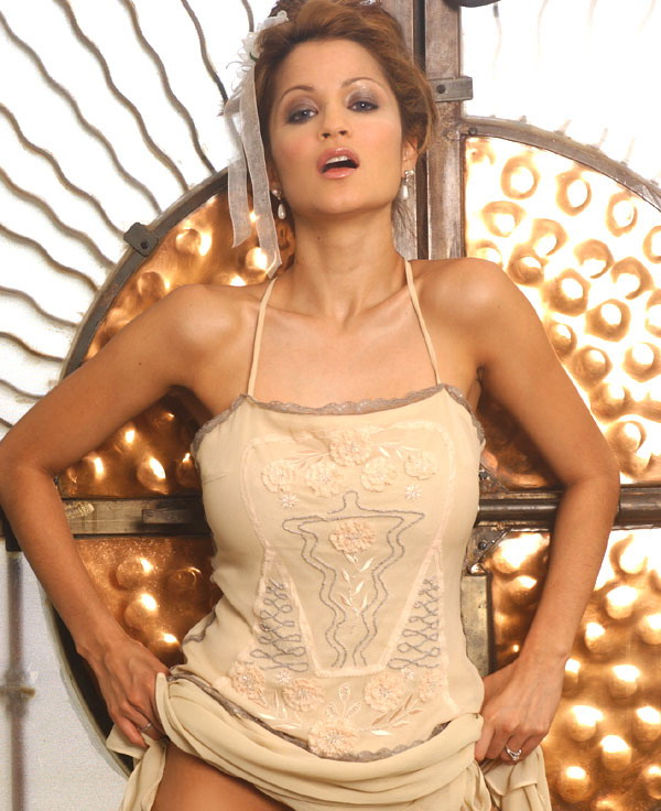 Indian milf naked standing